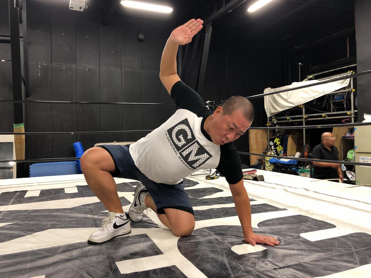 三又GMが9・30後楽園でレフェリーデビュー!【ZERO1】プロレスリング ...